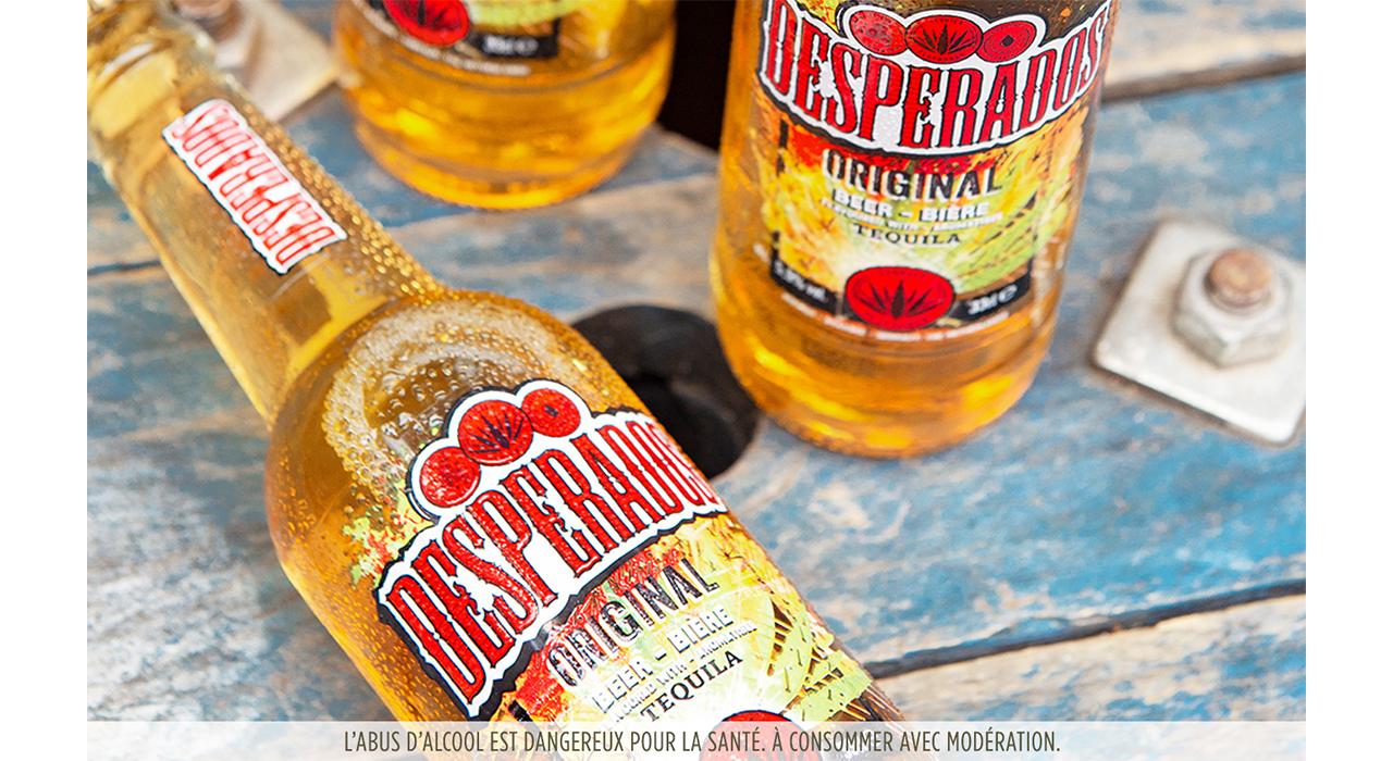 Desperados La Biere Originale Heineken France